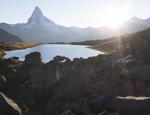 A magával ragadó Matterhorn régió